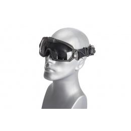 WST Tactical Anti-Fog Goggles (Black)