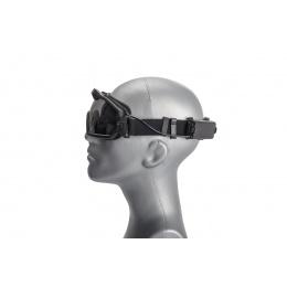 G-Force Tactical Anti-Fog Goggles (Black)