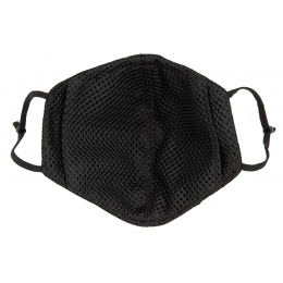 Knight Tactical Face Mask, Black Camo