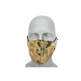 Knight Tactical Face Mask, Camo