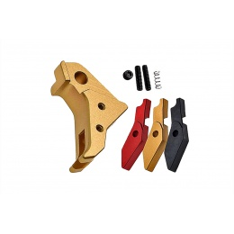 COWCOW Tactical G-Series Pistol Trigger (Gold)
