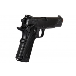 Double Bell Gas Blowback CQB 1911 Airsoft Pistol (Black)