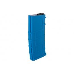 Lonex 200rd Mid Capacity M4/M16 Polymer Airsoft Magazine - Blue