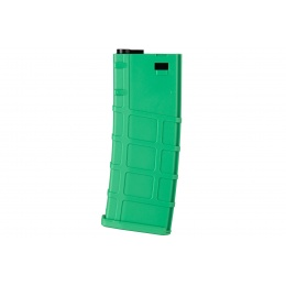 Lonex 200rd Mid Capacity M4/M16 Polymer Airsoft Magazine - Green