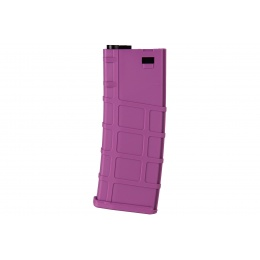 Lonex 200rd Mid Capacity M4/M16 Polymer Airsoft Magazine - Purple