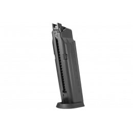 G&G Piranha MK1 25rd Green Gas Magazine, Black