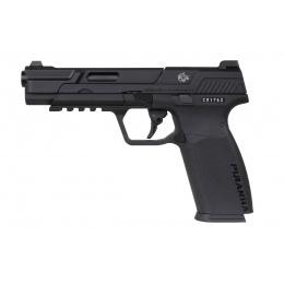 G&G Piranha MK1 GBB Pistol, Black