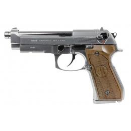 G&G GPM92 GP2 GBB Pistol, Silver Limited Edition