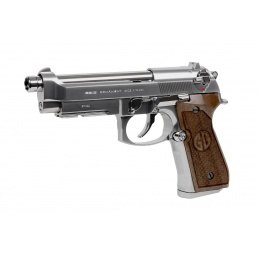 G&G GPM92 GP2 GBB Pistol, Silver Limited Edition