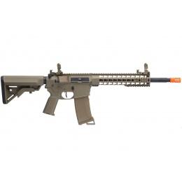 Lancer Tactical Gen 3 Keymod M4 Evo AEG Airsoft Rifle (Color: Tan)