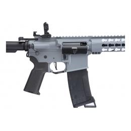 Lancer Tactical Gen 3 Interceptor SPR Airsoft M4 AEG Rifle (Color: Gray)