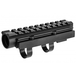 LCT AK Forward Optical Rail System (Black)