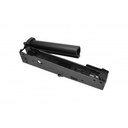 LCT TK Steel Receiver & Folding Stock Tube (Black)