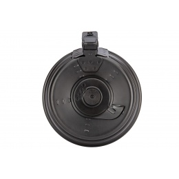 LCT RPK 2000rd Full Metal Electric Winding Drum Magazine (Black)