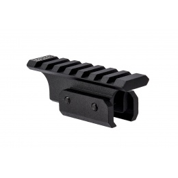 LCT Z-Series B-18 Rail Mount for AKS-74U - Black