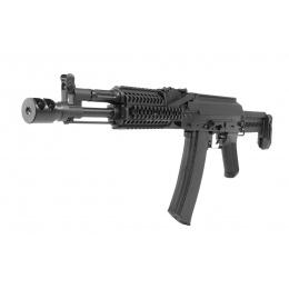 LCT ZK-104 AK AEG Rifle w/ Folding Stock (Black)