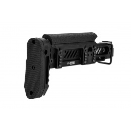 LCT Z-Series PT-1 AK Classic Foldable Buttstock - Black