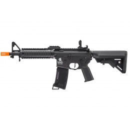 Lancer Tactical Gen 3 MK18 Mod 0 Nylon Polymer M4 Airsoft AEG Rifle (Color: Black)
