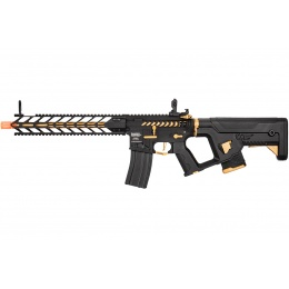 Lancer Tactical Enforcer NIGHT WING Skeleton AEG, Gold