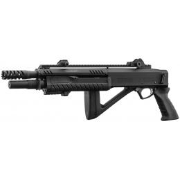 BO FABARM STF/12 Compact Gen-4 Gas Shotgun, Black