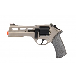 Limited Edition Airsoft Chiappa Rhino 50DS CO2 Revolver (Silver)