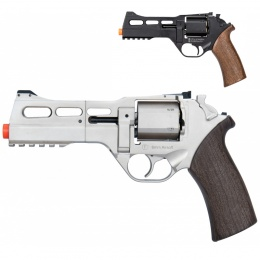 Bo Manufacture Chiappa Rhino Revolver 50DS .357 Magnum Style Airsoft Pistol (Pre-Order / ETA: July 2020)