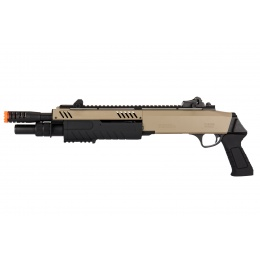BO Manufacture Fabarm STF/12 Short Barrel Shotgun (Tan)