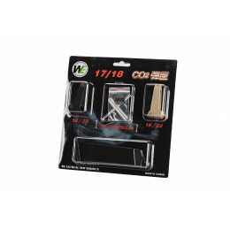 WE Tech G-Series 25rd CO2 Magazine Set