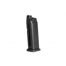 WE Tech G19 / G23 22rd Gas Magazine, Black