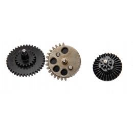 Lancer Tactical 18:1 ratio steel CNC gears set