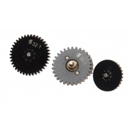 32:1 Ratio High Torque CNC Steel Gear Set