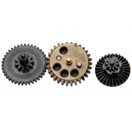 32:1 Ratio High Torque Steel CNC Gear Set w/ Integrated Bearings