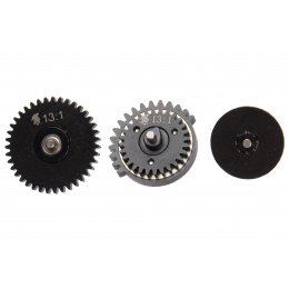 Lancer Tactical 13:1 High Speed Steel CNC Bearing Gear Set