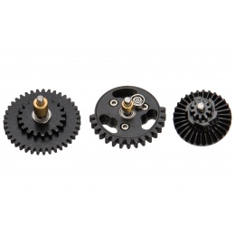 Lancer Tactical 14:1 High Speed Steel CNC Bearing Gear Set