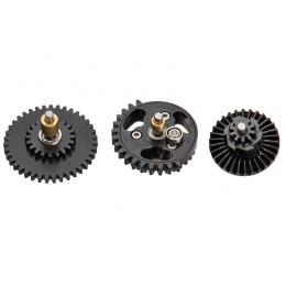 Lancer Tactical 18:1 High Speed Steel CNC Bearing Gear Set
