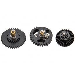 Lancer Tactical 18:1 High Speed Steel CNC Bearing Gear Set