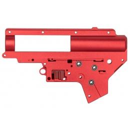 Gearbox Shell Set Version 2 QD CNC Aluminum 7075 ZC Leopard (M-162A)