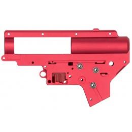 Gearbox Shell Set Version 2 QD CNC Aluminum 7075 ZC Leopard (M-284)