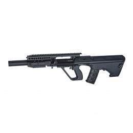 ASG Steyr Licensed Metal RIS AUG Airsoft AEG Rifle - BLACK
