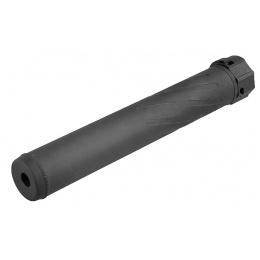 5KU SOCOM Series QD Mock Suppressor w/ Flash Hider [14mm CCW] - BLACK