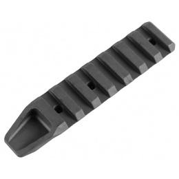 5KU Picatinny Rail Segment for Keymod Handguards - BLACK