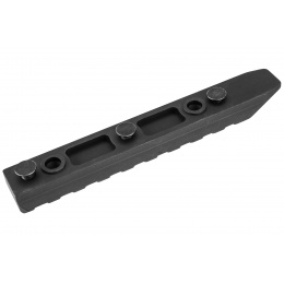 5KU Picatinny Rail Segment for Keymod Handguards - BLACK