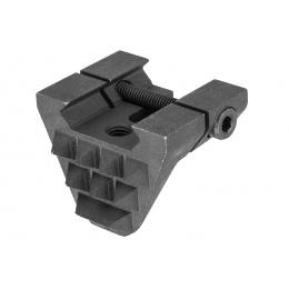 5KU Full Metal Strike Hand Stop - BLACK