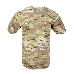 Lancer Tactical Ripstop PC T-Shirt - CAMO