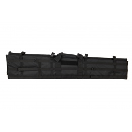 Airsoft Sniper Fishing Rod Tactical Gun Bag (Black)