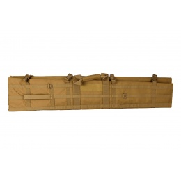 Airsoft Sniper Fishing Rod Tactical Gun Bag (Tan)