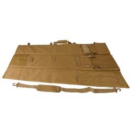 Airsoft Sniper Fishing Rod Tactical Gun Bag (Tan)