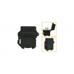 WST Tactical Lighter Case for Zippo Lighters (Black)