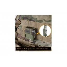 WST Tactical Lighter Case for Zippo Lighters (Tan)