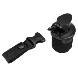 Collapsible BB Ammo Storage Pouch (Black)